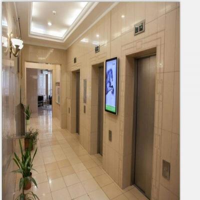 电梯广告机如何正确安装?