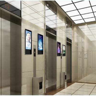 楼宇广告机与传统灯箱的优势有哪些?